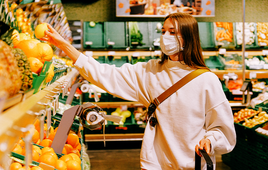 Picking right grocery sites for reliable delivery